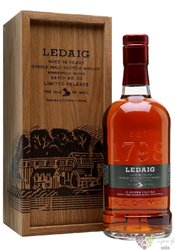 "Ledaig "" Sherry wood batch.3 "" aged 18 years Mull whisky 46.3% vol.  0.70 l"