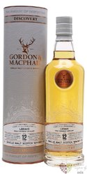"Ledaig "" Gordon & MacPhail Discovery "" aged 12 years GT GMDR 43%0.70l"