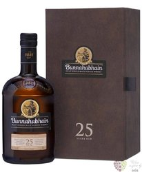 Bunnahabhain 40 years old single malt Islay whisky 41.7% vol.  0.70 l