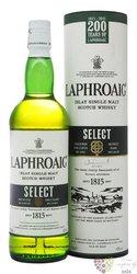"Laphroaig "" 200 anniversary edition Select "" single malt Islay whisky 40% vol.0.70 l"