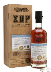 "Laphroaig 1990 "" XOP "" aged 26 years Islay whisky Douglas Laing & Co 49.2%0.70l"