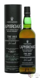 "Laphroaig "" 1815 Legacy edition "" single malt Islay whisky 48% vol.  0.70 l"