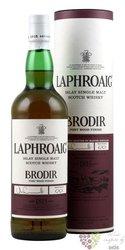 """Laphroaig """" Brodir batch.I """" single malt Islay whisky 48% vol.  0.70 l"""