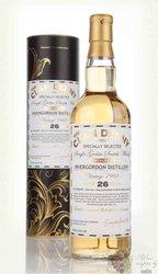 "Invergordon 1988 "" Clan Denny Douglas Laing & Co "" aged 26 years grain whisky 50.6% vol.  0.70 l"