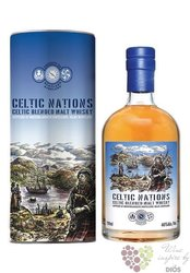 "Bruichladdich & Cooley "" Celtic Nations "" blended malt Islay & Irish whisky 46%vol.    0.70"