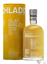 "Bruichladdich 2010 "" Islay barley Coull, Cruach, Dunlossit "" Islay whisky 50% vol.  0.70 l"