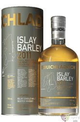 "Bruichladdich 2011 "" Islay barley "" Islay whisky 50% vol.  0.70 l"
