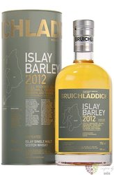 "Bruichladdich 2007 "" Islay Barley Rockside farm "" Islay single malt whisky 50% vol.   0.70 l"
