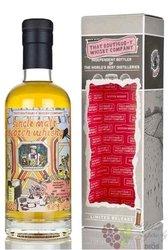 """Bruichladdich """" that Boutique-y batch.15 """" aged 11 years Islay whisky 48.4% vol.  0.50 l"""