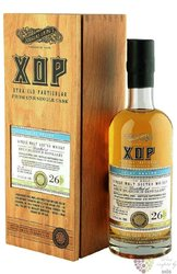 "Bruichladdich 1991"" XOP "" aged 26 years Islay whisky Douglas Laing & Co 48% vol.  0.70 l"
