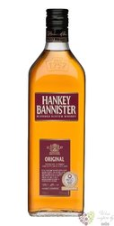 "Hankey Bannister ""  Original "" blended Scotch whisky 40% vol.   1.00 l"