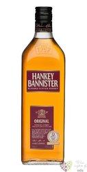 """Hankey Bannister """"  Original """" blended Scotch whisky 40% vol.   0.35 l"""