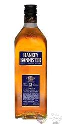"Hankey Bannister "" Regency "" aged 12 years premium Scotch whisky 40% vol.  0.70 l"