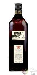 """Hankey Bannister """"  Heritage blend """" blended Scotch whisky 40% vol.   0.70 l"""
