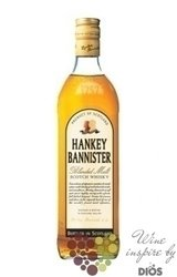 "Hankey Bannister "" Pure malt "" blended malt Scotch whisky 40% vol.   0.70 l"