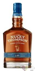 Nucky Thompson blended Scotch whisky 40% vol.  0.70 l