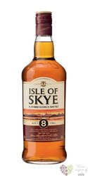 Isle of Skye 8 years old Blended Scotch whisky Ian Macleod & Co 40% Vol.    0.70 l