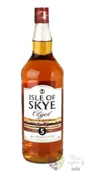 "Isle of Skye "" Elgol "" 5 years old blended Scotch whisky Ian Macleod & Co 40% vol.   1.00 l"