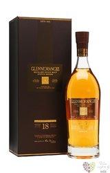 "Glenmorangie "" Extremely rare "" aged 18 years single malt Highland whisky 43% vol.   1.00 l"