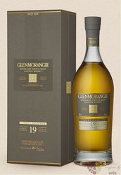 "Glenmorangie "" Finest reserve "" aged 19 years single malt Highland whisky 43% vol.  0.70 l"
