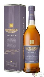 "Glenmorangie ltd. edition "" Dornoch "" single malt Highland whisky 43% vol.  0.70 l"