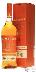 "Glenmorangie Exclusive Core "" the Elementa "" aged 14 years Highland whisky 43% vol.  1.00 l"