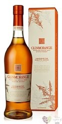 "Glenmorangie ltd.edition "" a Midwinter nights dram "" single malt Highland whisky 43% vol.  0.70 l"