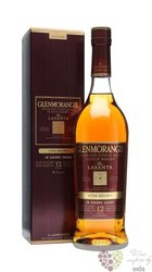 "Glenmorangie "" Lasanta "" sherry cask aged 12 years Highland whisky 46% vol.  1.00 l"