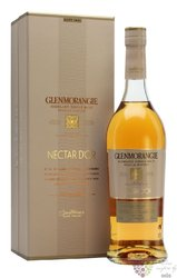 """Glenmorangie """" Nectar d´Or """" aged 12 years Sauternes cask Highland whisky 46% vol.   1.00 l"""
