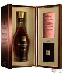 "Glenmorangie 1996 "" Grand vintage malt "" Highland whisky 43% vol.  0.70 l"