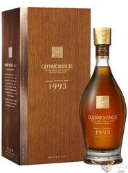 "Glenmorangie 1993 "" Grand vintage malt "" Highland whisky 43% vol.  0.70 l"