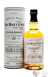 "Balvenie 1974 "" Triple cask "" aged 25 years Speyside single malt whisky 46.9%vol.  0.70 l"