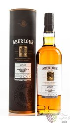 "Aberlour 2005 "" White oak "" single Speyside whisky 40% vol.   0.70 l"