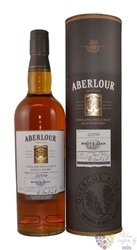 "Aberlour 2006 "" White oak "" single Speyside whisky 40% vol.  0.70 l"