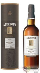 "Aberlour 2008 "" White oak "" single malt Speyside whisky 40% vol. 0.70 l"