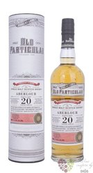 "Aberlour 1995 "" Douglas Laing & Co Old Particular "" aged 20 years Speyside whisky 51.5% vol.  0."
