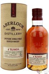 """Aberlour """" A´Bunadh batch 47 """" single malt Speyside whisky 60.7% vol.     0.70 l"""
