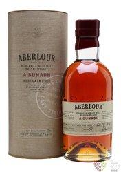 """Aberlour """" A´Bunadh batch 57 """" single malt Speyside whisky 60.7% vol.  0.70 l"""