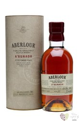 """Aberlour """" A´Bunadh batch 53 """" single malt Speyside whisky 59.7% vol.   0.70 l"""
