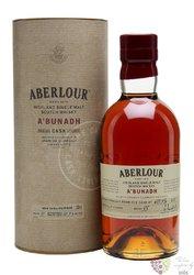 """Aberlour """" A´Bunadh batch 55 """" single malt Speyside whisky 60.9% vol.   0.70 l"""