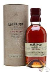 """Aberlour """" A´Bunadh batch 56 """" single malt Speyside whisky 61.2% vol.  0.70 l"""