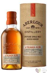 """Aberlour """" A´Bunadh batch 59 """" single malt Speyside whisky 60.9% vol.  0.70 l"""