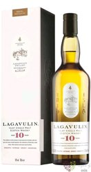 Lagavulin 16 years old single malt Islay whisky 43% vol.   1.00 l