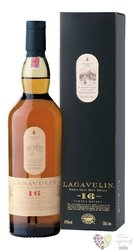 Lagavulin 16 years old single malt Islay whisky 43% vol.   0.70 l