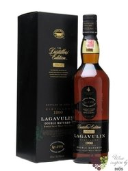 "Lagavulin 1999-2015 "" Distillers edition "" double matured single malt Islay whisky 43% vol.  0.70 l"