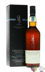 "Lagavulin 2000-2016 "" Distillers edition "" double matured single malt Islay whisky 43% vol.  0.70 l"