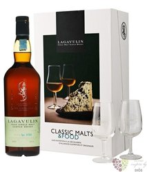 "Lagavulin 2000 "" Distillers edition Classic Malts & Food "" Islay whisky 43% vol.  0.70 l"