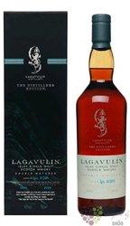 "Lagavulin 2005 "" Distillers edition ed.2020 "" single malt Islay whisky 43% vol.  0.70 l"