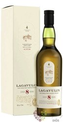 Lagavulin aged 8 years Islay whisky 48% vol.  0.70 l