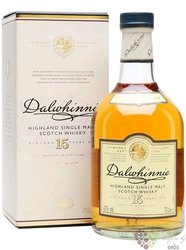 Dalwhinnie 15 years old single malt Highland whisky 43% vol.  1.00 l